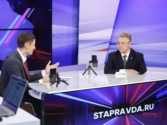 Глава Ставрополья: Коронавирус – не препятствие для реализации проектов