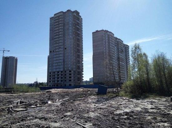 До конца 2020 года в Петербурге достроят 16 проблемных домов