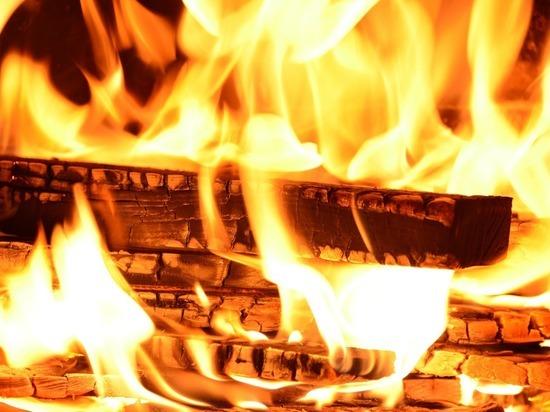 В Челябинске мужчина погиб в сгоревшем садовом доме