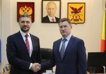Глава Минэнерго Александр Новак прибыл в Читу