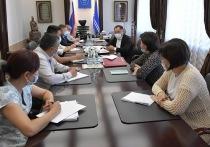 Глава Тувы согласовал с врачами покупку медоборудования на деньги из резервного фонда правительства РФ