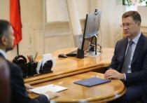 Вопросы тарифов и газоснабжения Забайкалья обсудит глава Минэнерго РФ