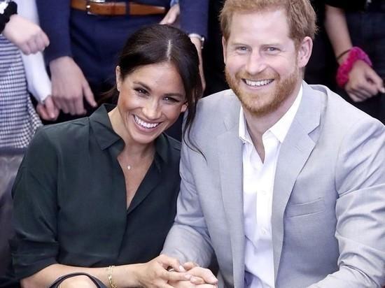 Принц Гарри и Меган Маркл будут судиться с журналистами из-за съемок сына Арчи с дронов