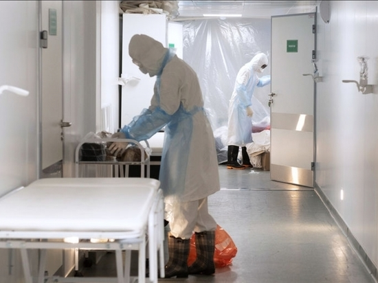 В Хакасии скончались еще две пациентки с диагнозом коронавирус