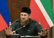 Кадыров встревожен ростом числа случаев пневмоний в Чечни