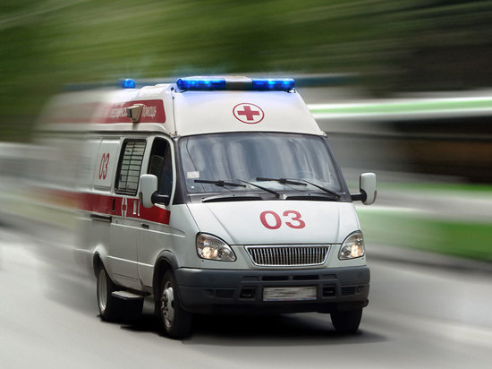 При пожаре на Заневском пострадал мужчина