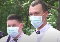 Дегтярев решил покинуть Хабаровск на время митингов