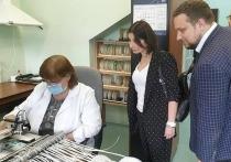 Протвино посетили представители областного Министерства
