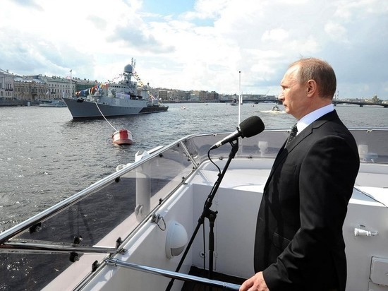 Кронштадт решили закрыть на День ВМФ