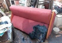 В Волжске из-за сигареты пострадал частный дом
