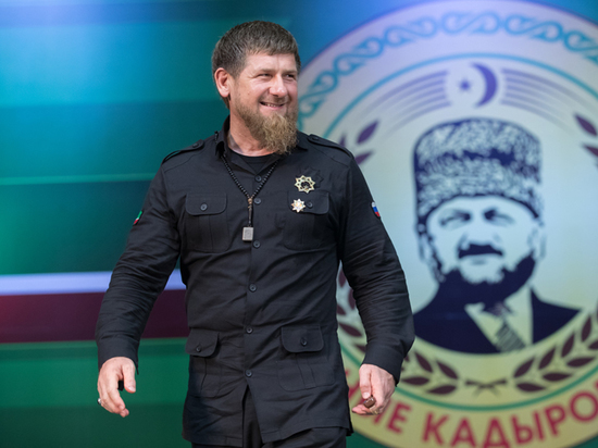 В Кремле прокомментировали присвоение звания генерал-майора Кадырову