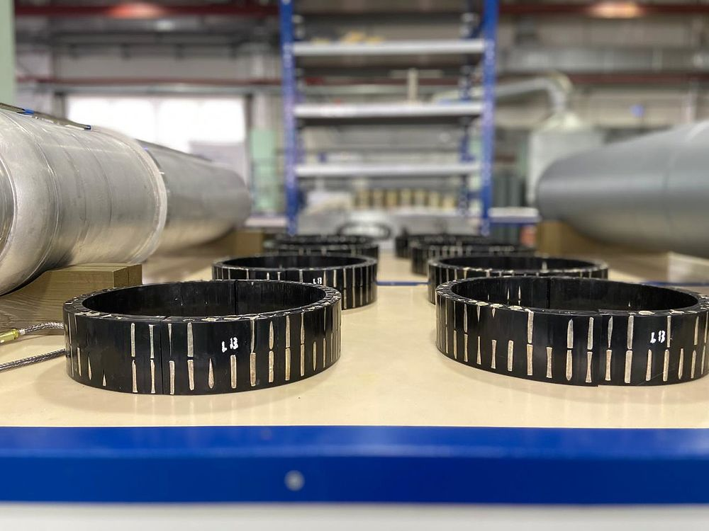 Тульский «СПЛАВ» показал новый производственный цех