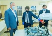 Президент Молдовы ознакомился с деятельностью филиала СЭЗ «Бельцы»