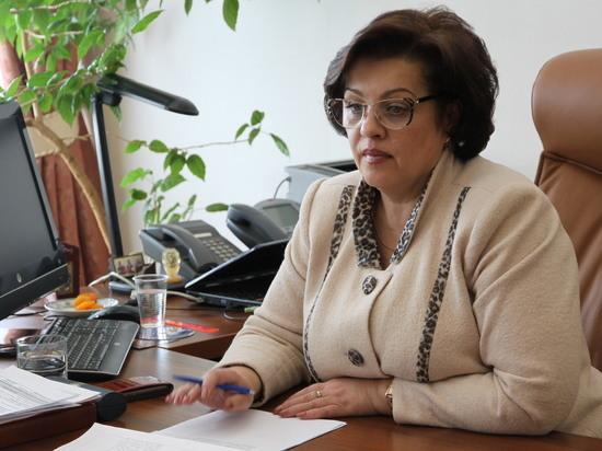 Председатель Комитета по образованию освобождена от должности