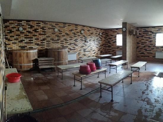 С понедельника, 27 июля, в Курске откроют частные бани