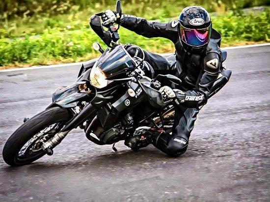 На территории Усть-Абаканского района зарегистрировано 7 ДТП с участием мотоциклистов
