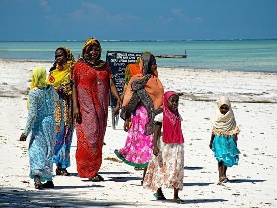 """МИД объяснил включение Танзании в первый список """"открытых"""" стран"""
