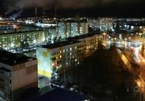В Ноябрьске включат уличное освещение