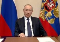 Путин оценил ситуацию на Армяно-Азербайджанской границе