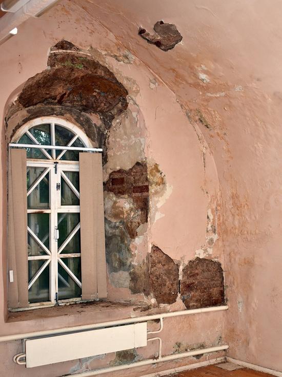 В Краеведческом музее показали состояние Приказной избы изнутри