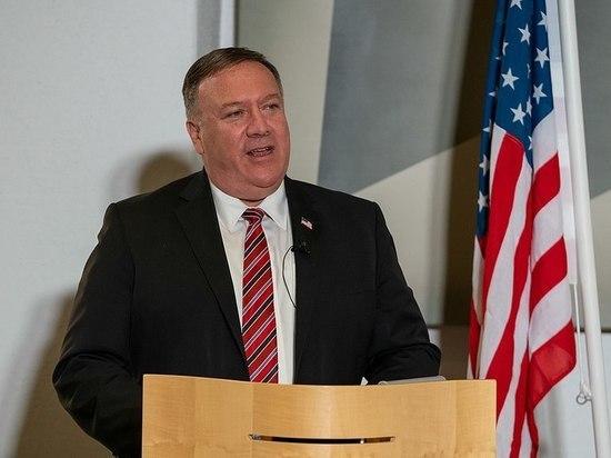 Госсекретарь США заявил о необходимости защитить национальную безопасность государств от «щупалец китайской Коммунистической партии»