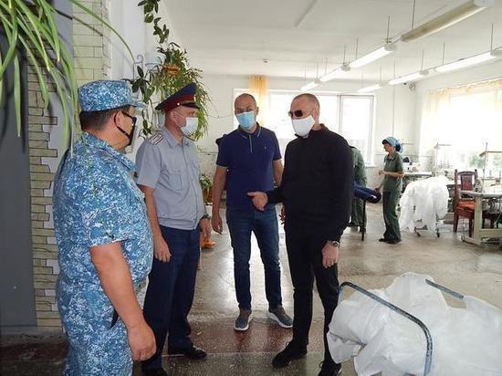 Осужденные Хакасии будут шить спецодежду для местного производителя
