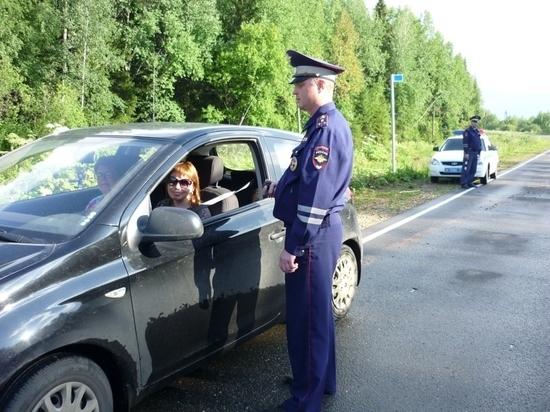 В выходные кировских автомобилистов проверят на трезвость