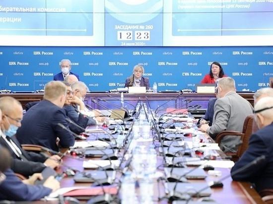 Элла Памфилова разрешила партиям создавать резерв наблюдателей
