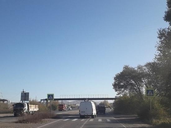 Глава Хакасии прокомментировал ситуацию с подрядчиком участка дороги «Обход Абакана»