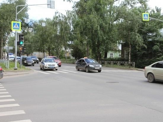 Перекрестки в Вологде станут безопаснее