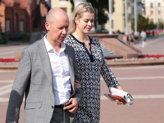 Генпрокуратура Белоруссии отрицает планы отобрать у Цепкало детей