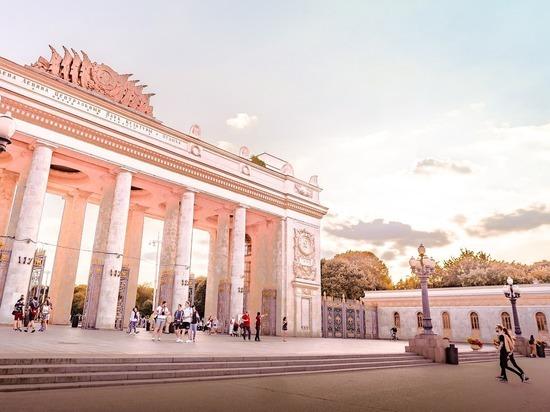 До конца июля в Москве ожидается теплая погода