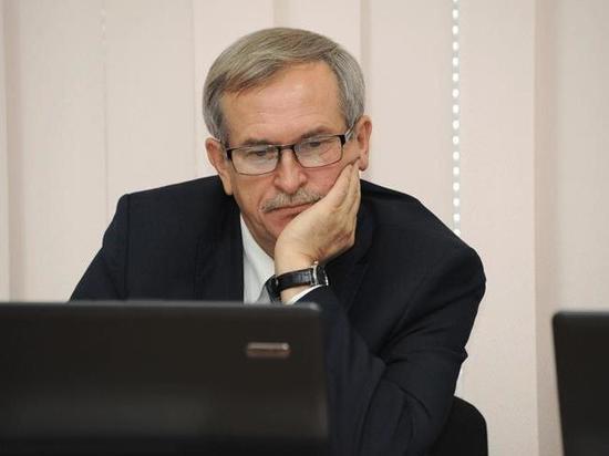 Министр здравоохранения Хакасии Владимир Костюш уходит в отставку