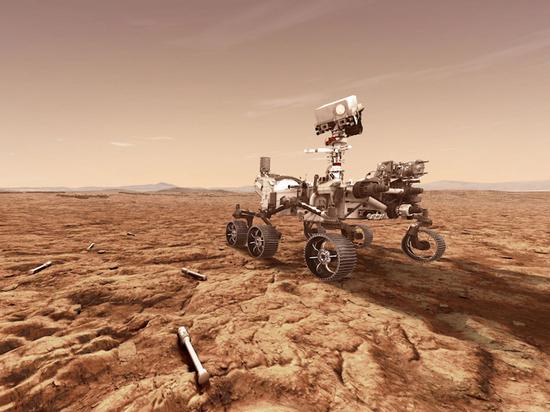 Американцы собрались построить атомные электростанции на Луне и Марсе