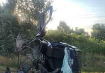 В ДТП на трассе в Темрюкском районе погибли двое