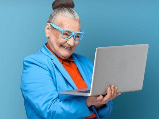 Тюменские пенсионеры активно участвуют в конкурсе «Спасибо Интернету – 2020»