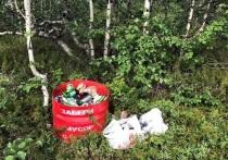 Под Салехардом очистили от мусора зоны отдыха