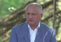 Игорь Додон: Конституция Молдовы нуждается в изменении