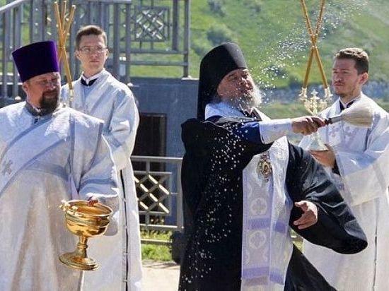 Храм на горе: в Геленджике открыли часовню
