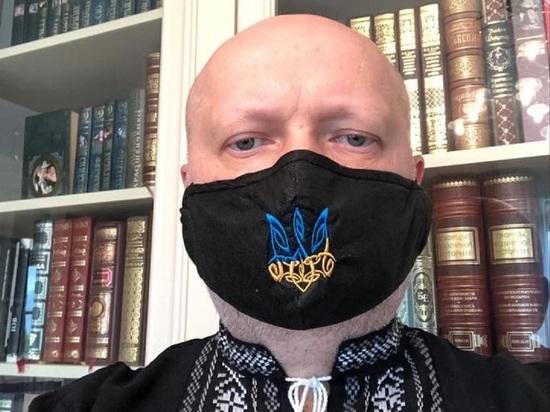 «Любитель поиграть в войнушку из Киева»