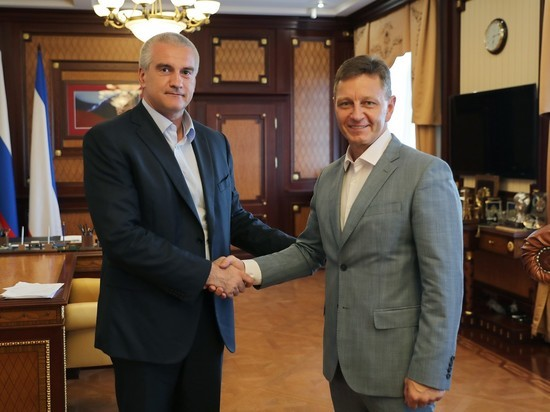 Владимир Сипягин и Сергей Аксёнов договорились о сотрудничестве Владимирской области и Республики Крым
