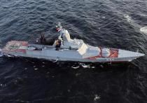 На параде в Петербурге покажут лучшие российские корабли