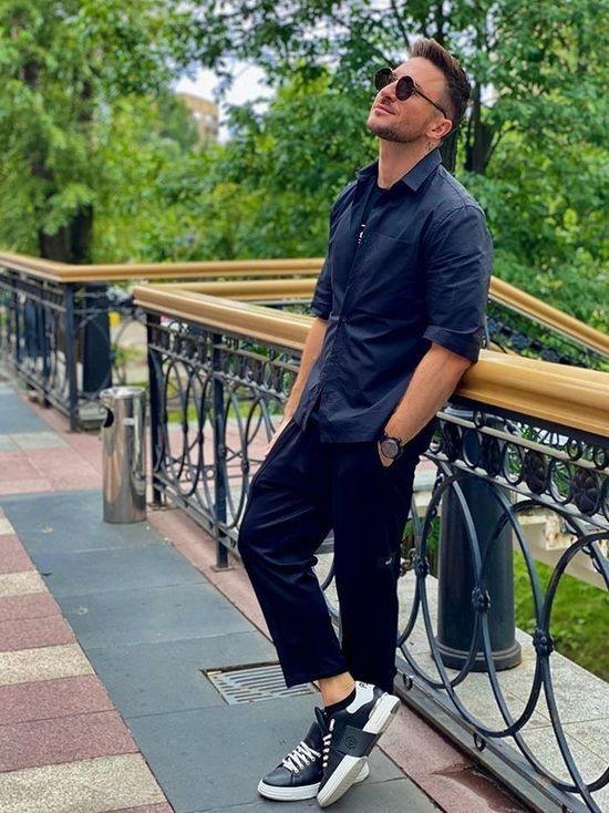 Сергей Лазарев признался, как похудел
