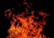 Непотушенная сигарета привела к пожару в Казани