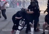 В Сиэтле в ходе беспорядков полиция задержала 25 человек