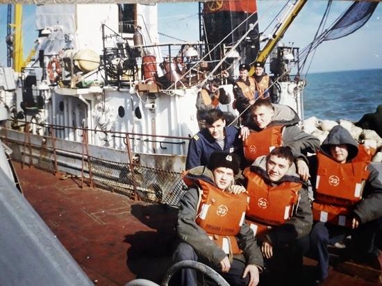 Спасение рыбаков и турецкие браконьеры: армейские истории матроса из Калуги