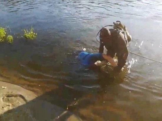 В Шуе из реки выловили утопленника