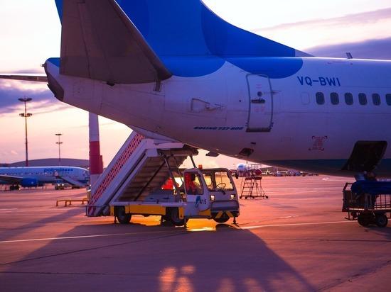 Самолет Москва – Улан-Удэ вынужденно сел из-за пассажира-курильщика