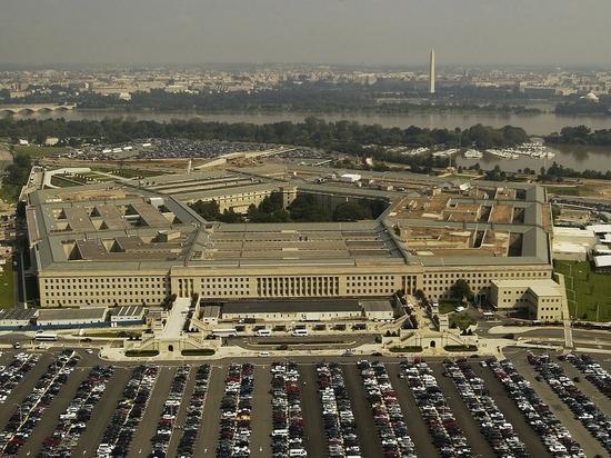 В Пентагоне допустили внеземное происхождение НЛО