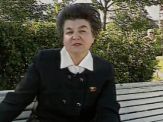 Скончалась критиковавшая Перестройку коммунист Нина Андреева
